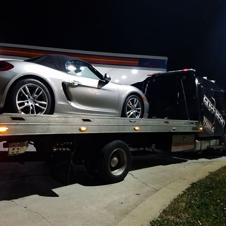 Cash for Junk Cars, Towing Indianapolis & 24-Hour Towing Service